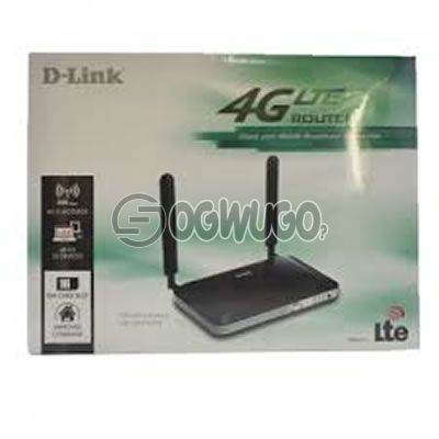D-Link Direct SIM Router.