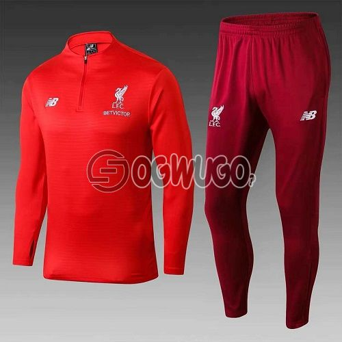 Liverpool Original Tracksuit Jersey Order now and have it delivered to your doorstep.: unable to load image