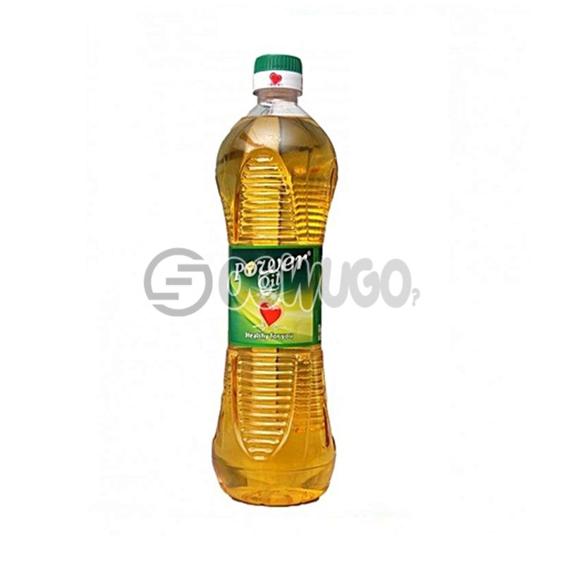 1.6 Litre Bottle Power Cooking Oil: unable to load image
