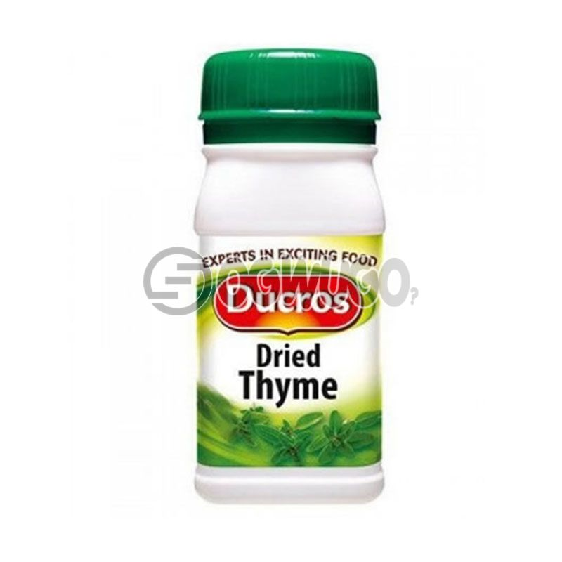 Ducros Curry Powder and Thyme