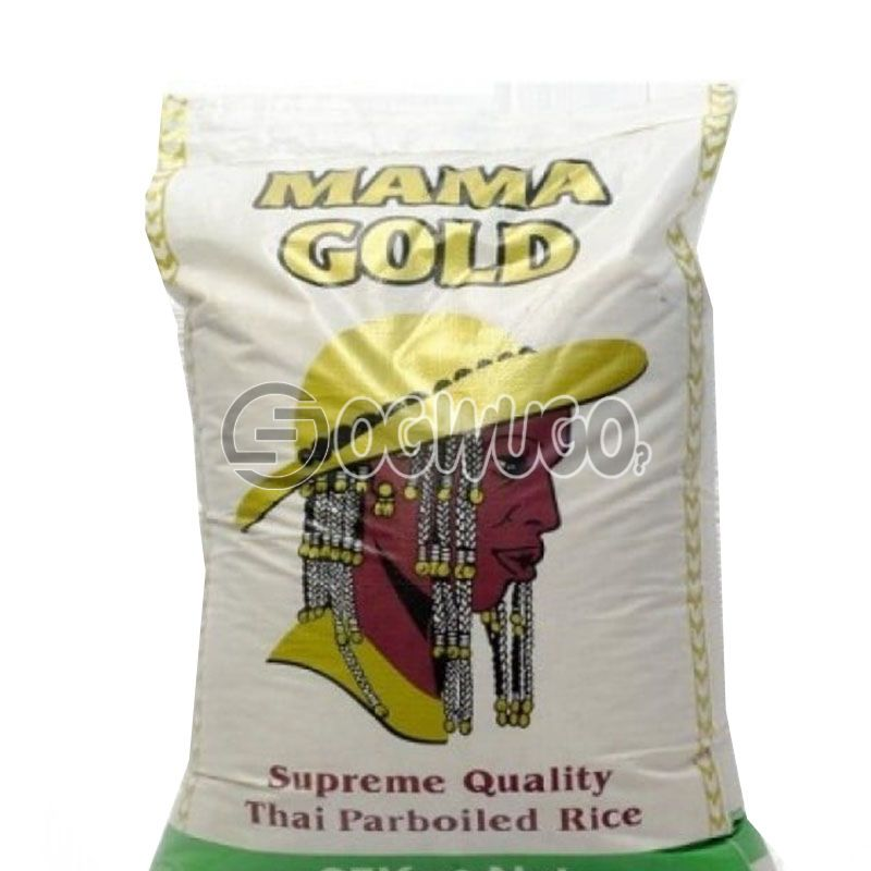50KG Mama Gold bag of Rice.
