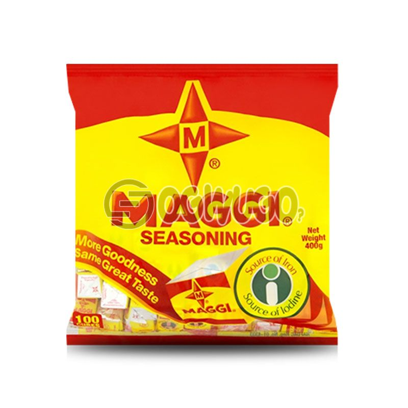 A Sachet of Maggi Star.: unable to load image