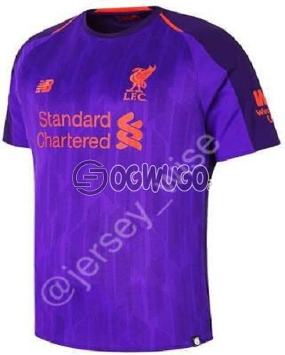 Liverpool third kit original Jersey, order now and we will deliver at your doorstep: unable to load image