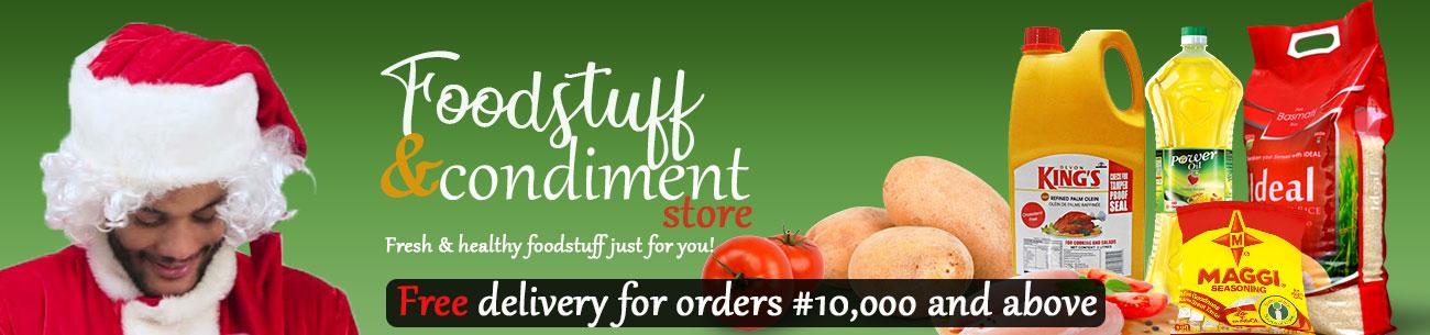 Ogwugo grocery store