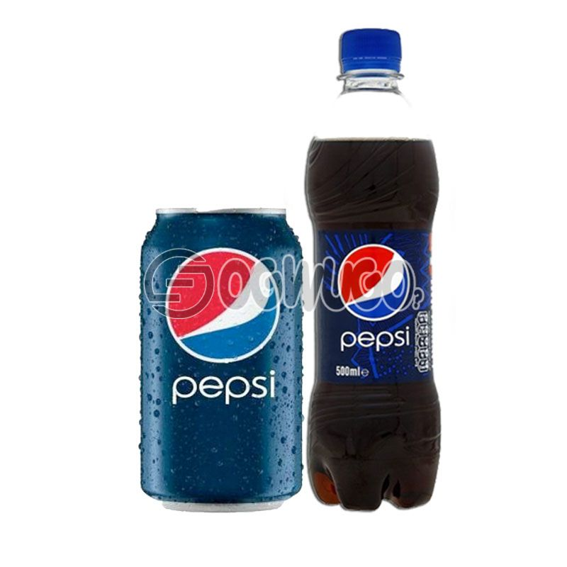 33cl Pepsi Can or 50cl Pepsi Bottle