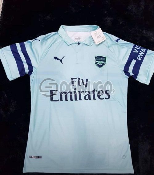 Original Arsenal Third Jersey, order now and become a true fan of Arsenal
