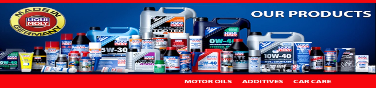 Everything that drives, run better with Liqui Moly