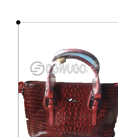 Quality leather women handbag, order now and it will be delivered to your doorstep in two days: unable to load image