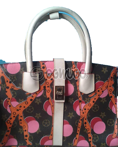 colorful women handbag, order now and it will be delivered to you in two days.