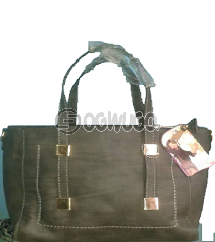 Original brown leather bag, order now and we will deliver to your doorstep in two days: unable to load image