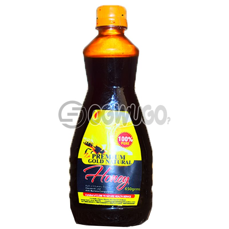 650grams of Natural Honey