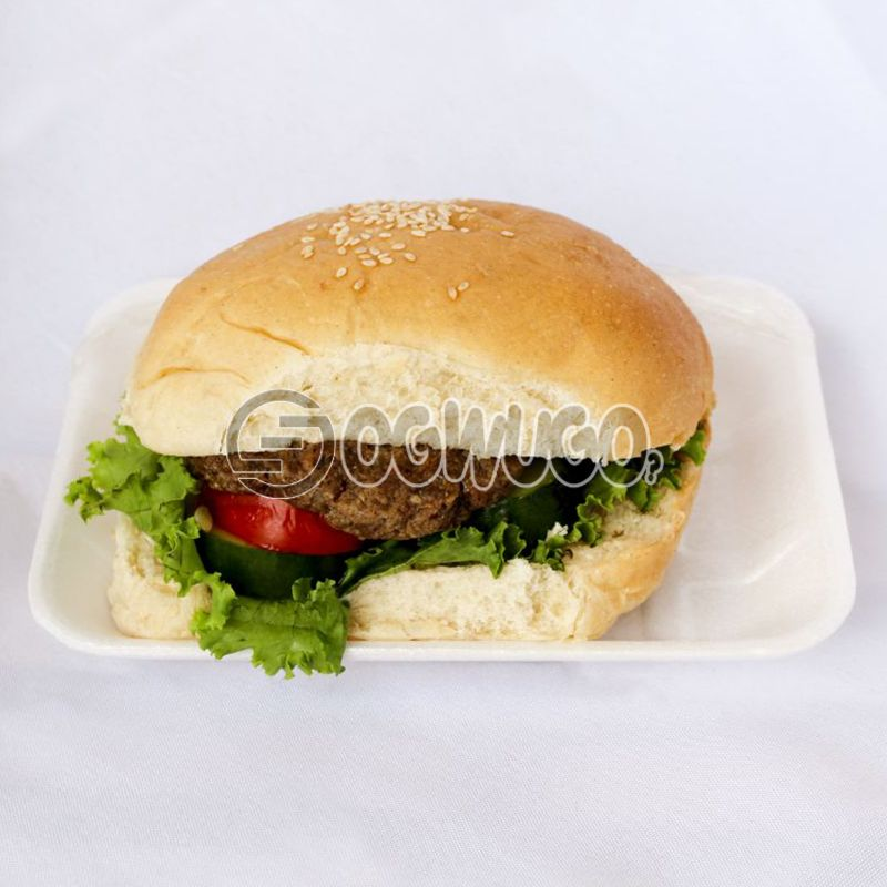 Delicious and Tasty Chicken Burger: unable to load image