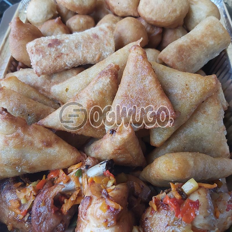 Tasty Small Chops Pack: unable to load image
