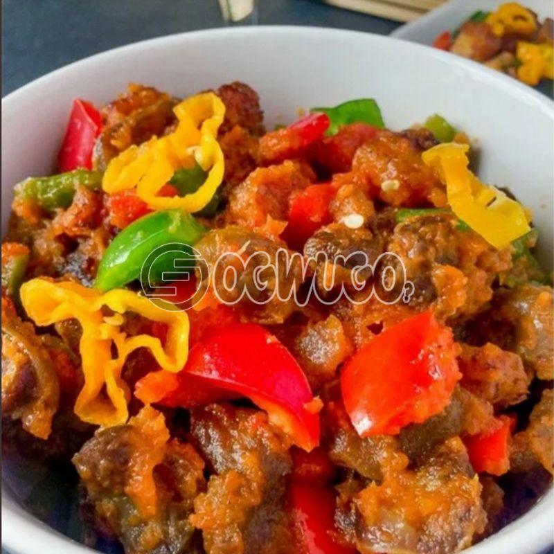 Sweet & savoury rich Gizdodo: unable to load image