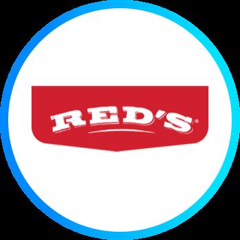 Red's Burritos logo