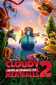 Cloudy with a Chance of Meatballs 2 (2013)