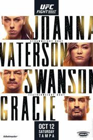 UFC Fight Night 161: Jedrzejczyk vs. Waterson (2019)