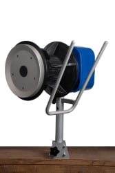 Hobbyfisher Bensin kraftblokk P220 m/Garntrommel