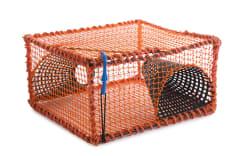 Krepseteine m/plastkalver 50x50cm