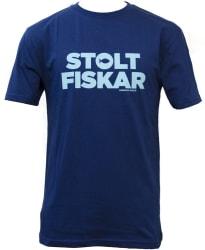 Stolt Fiskar T-skjorte