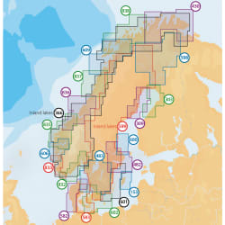 Navionic SMALL valgfritt område