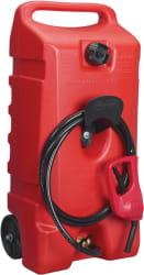 Bensintank, portabel m/pumpe, 50 ltr