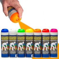 Merkespray fluor orange 500ml