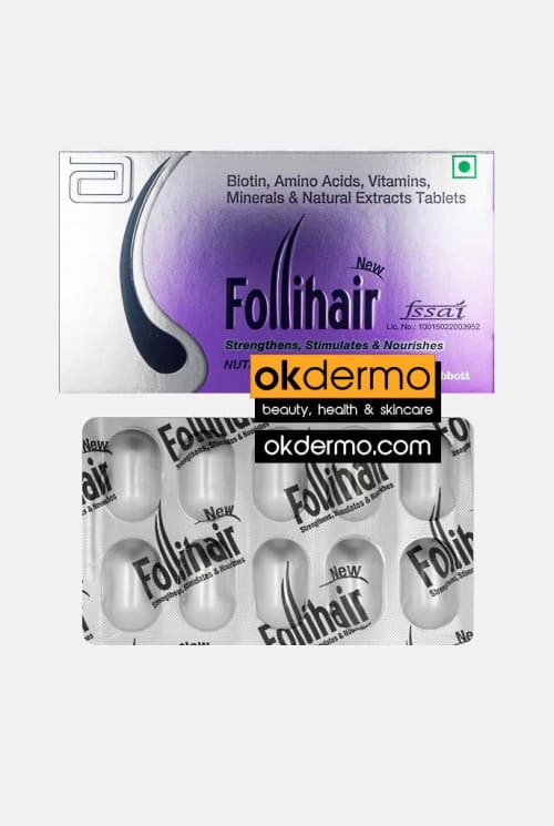 Follihair Tablets By Abbott