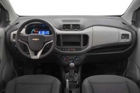 Dashboard Mobil MPV Chevrolet Spin
