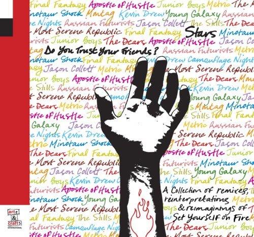 Обложка к альбому Stars