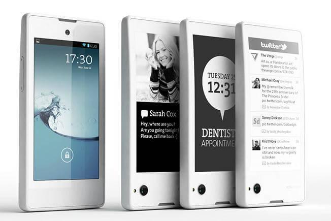 Телефон yotaphone 1