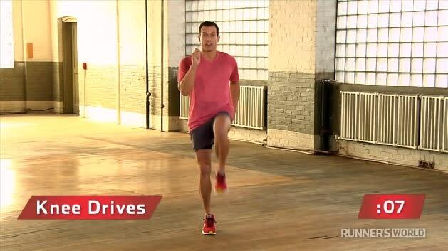 Rapid Muscle Response Workout   Runner s World
