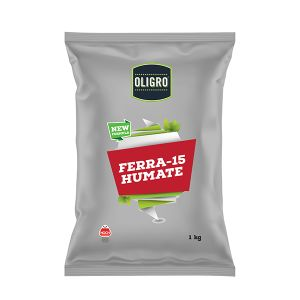 Ferra 15 Humate is Designed For Both Fertigation Foliar Irrigation