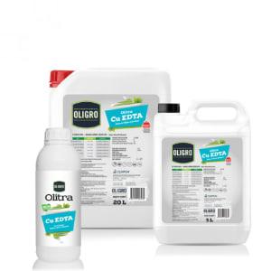 Cu EDTA Fertilizer Accelerates The Synthesis Of Chlorophyll