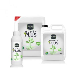 Organik Tarım İçin Köklendirici Sıvı Gübre Humik Plus