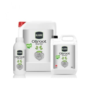 Oliroot Starter is Produce With Vegetable Origin Raw Materials