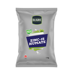 Zinc 15 Humate Excellent Choice For Plants When Deficiency Occurred