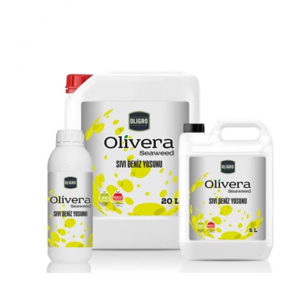 Olivera Seaweed Organik Sıvı Deniz Yosunu Gübresi