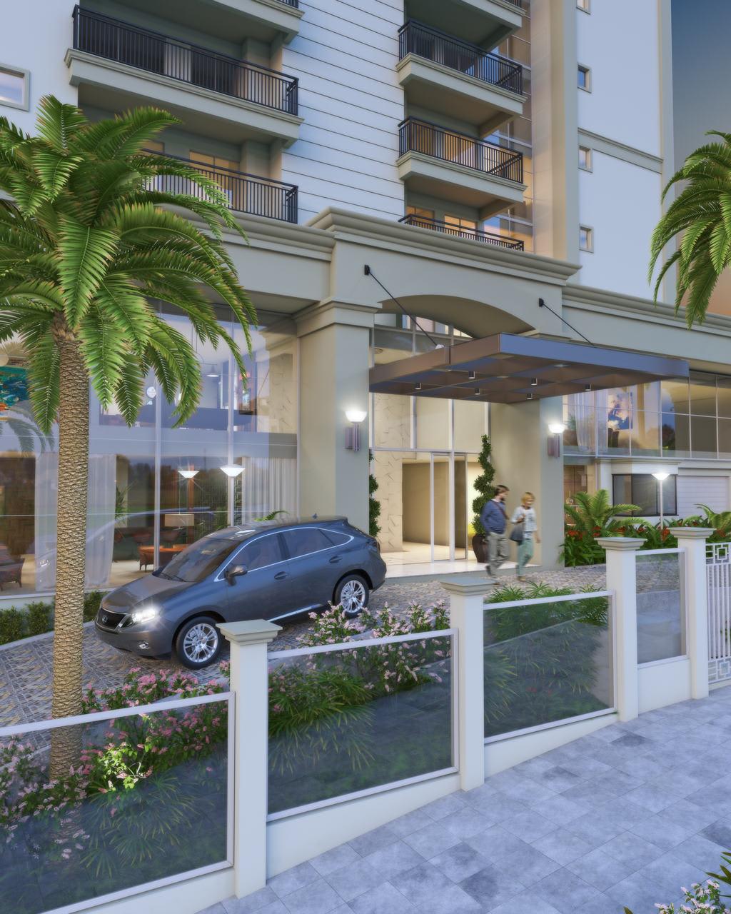 Imagem de destaque do post Porte couchère confere comodidade e segurança às edificações