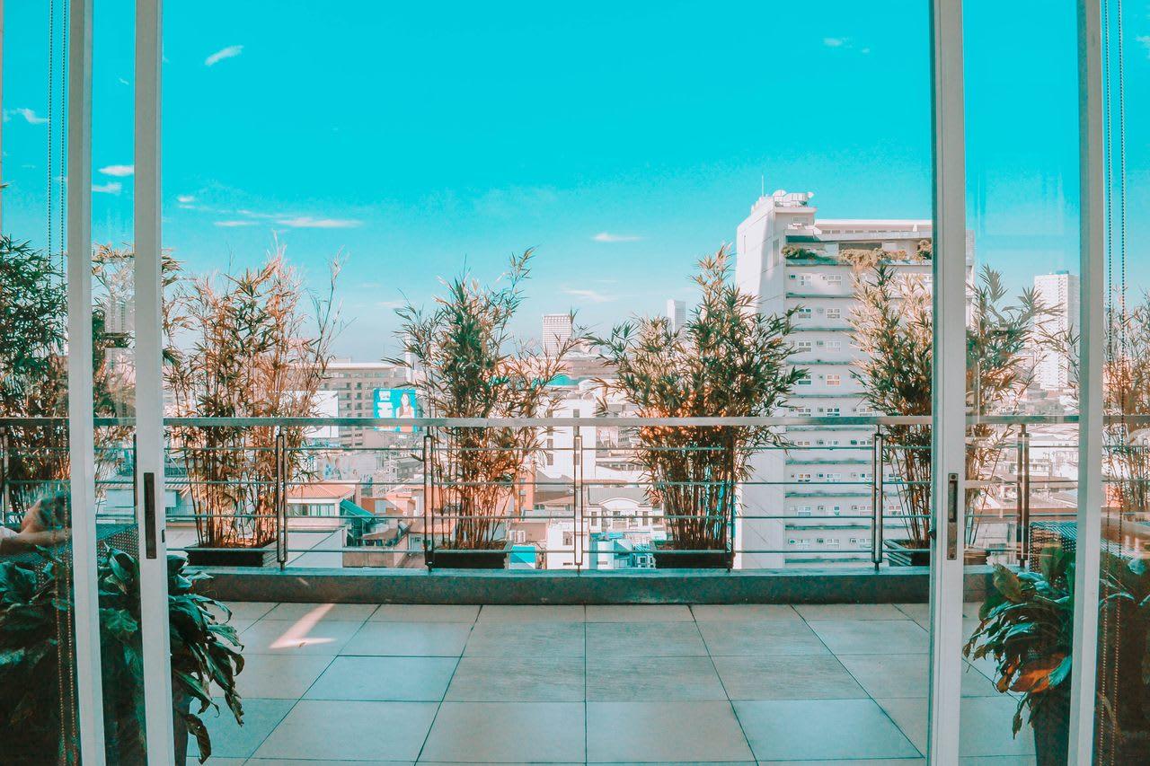 Imagem de destaque do post Cobertura com terraço: saiba mais sobre cobertura horizontal