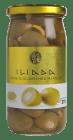 Iliada oliven grønn m/mandel 370 g