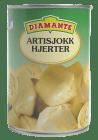 Diamante artisjokkhjerter 390 g