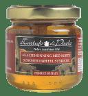 Il Tartufo honning m/sorte trøfler 120 g