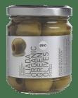 Iliada oliven grønn u/sten ØKO 100 g