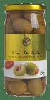 Iliada oliven grønn m/paprika 215 g