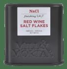 Mill & Mortar rødvinssalt 80 g