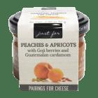 CanBech marmelade til hvitmuggost m/fersken 67 g