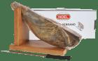 Serranoskinke gaveeske 11 mnd 2,5 kg u/ben