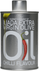 Iliada olivenolje ex virgin m/chili 250 ml