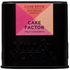 (S) Mill & Mortar cake factor ØKO 50 g